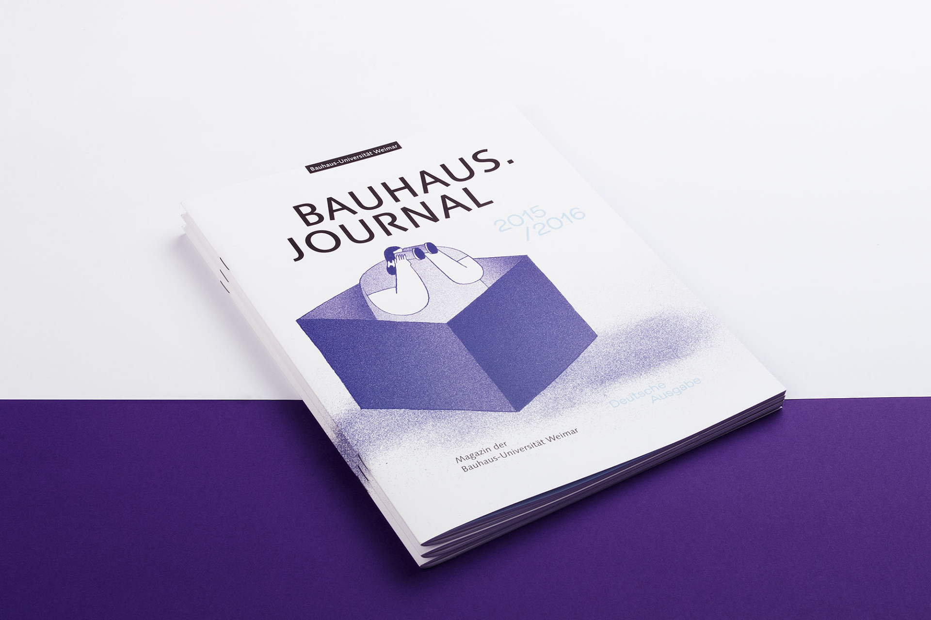 Marcus Glahn Bauhaus.Journal 2015/2016 – Commissioned
