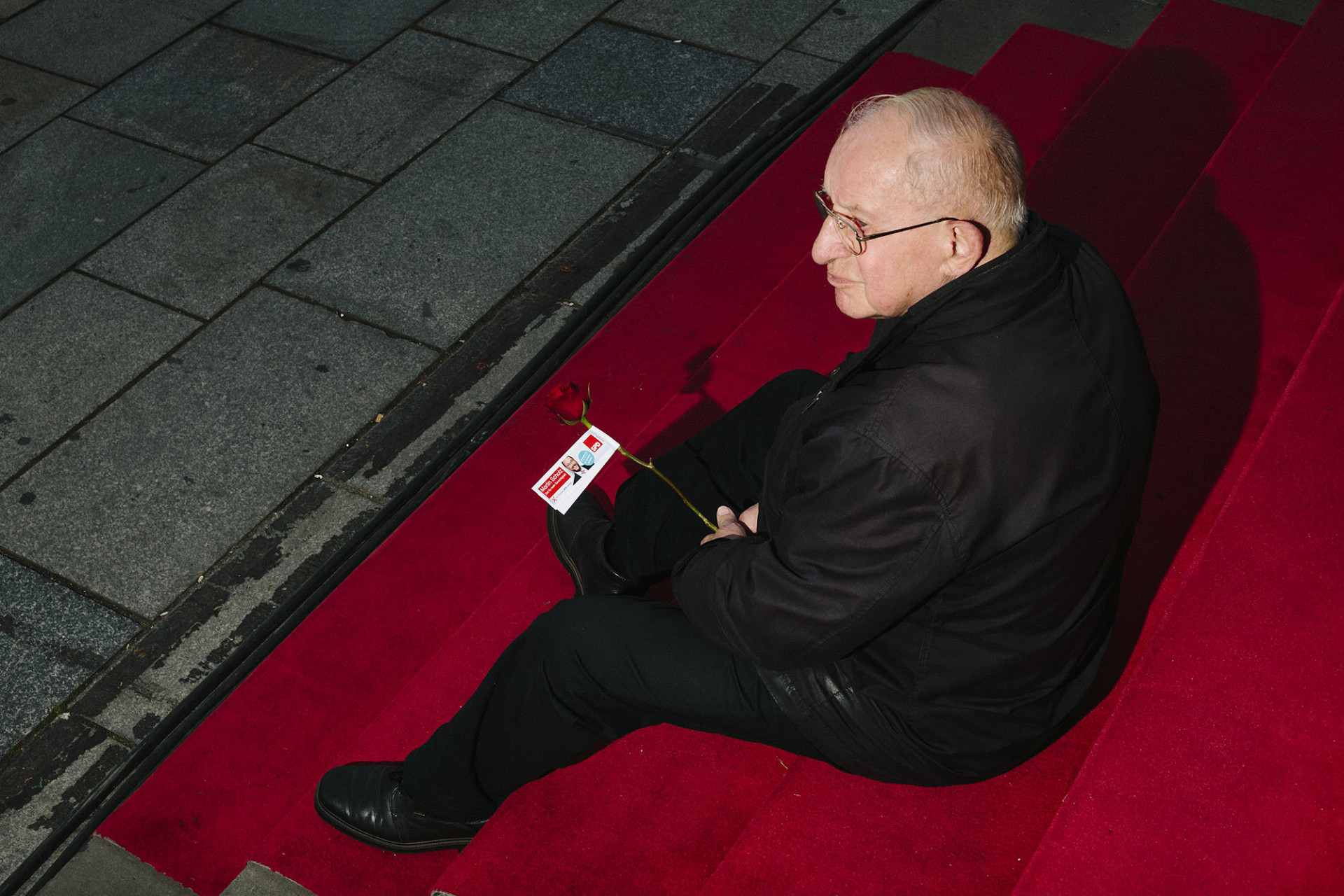 Marcus Glahn »Rote Rosen für Martin« – Commissioned